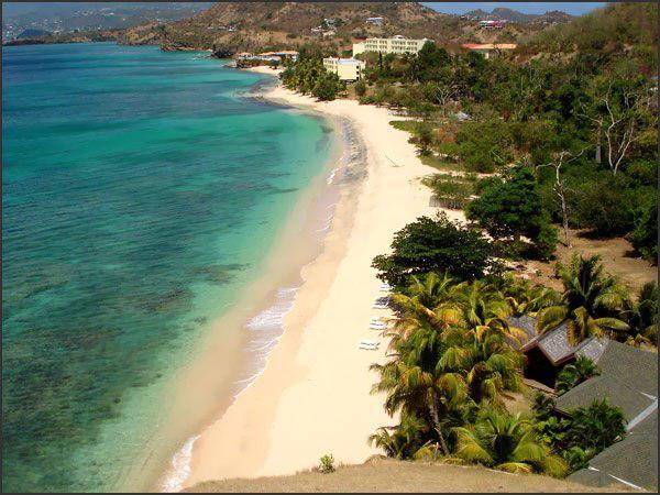 Гренада - место где проходили съемки 1 части пиратов карибского моря