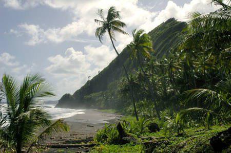 Доминика - место съемок 2 и 3 частей пиратов карибского моря