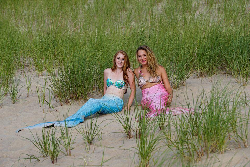 Русалки Megan под ником M&M Mermaids