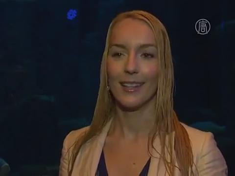 Настоящее имя русалки Клер-Клер Боде