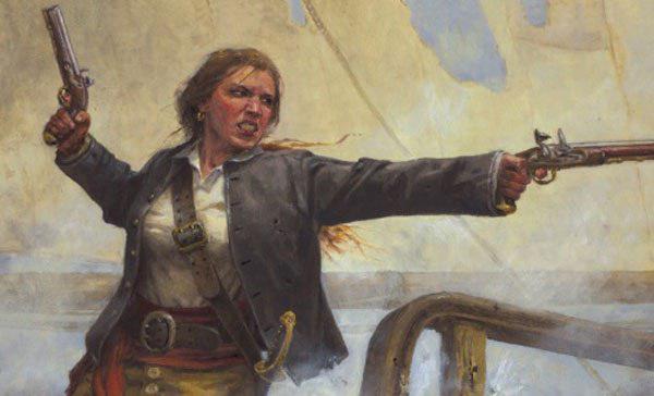 Все пиратки заканчивали свою жизнь не лучшим образом
