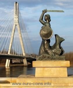 Памятник русалке Мелюсине