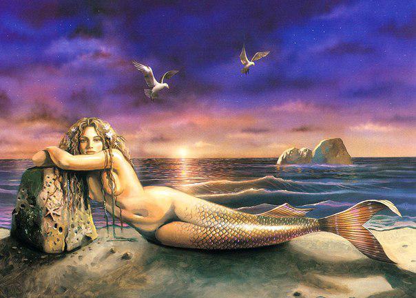Морская дева