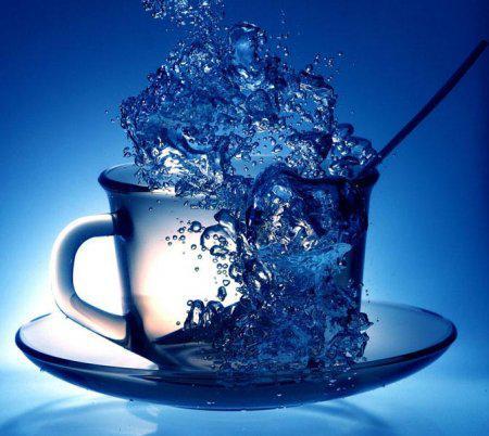 СилаРикки из н2о -эффект кипяченой воды