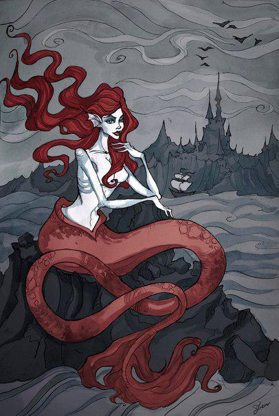 The little mermaid II.