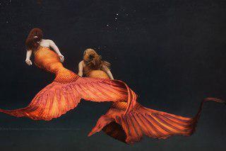 Тяжело ли плавать в силиконовом хвосте русалки