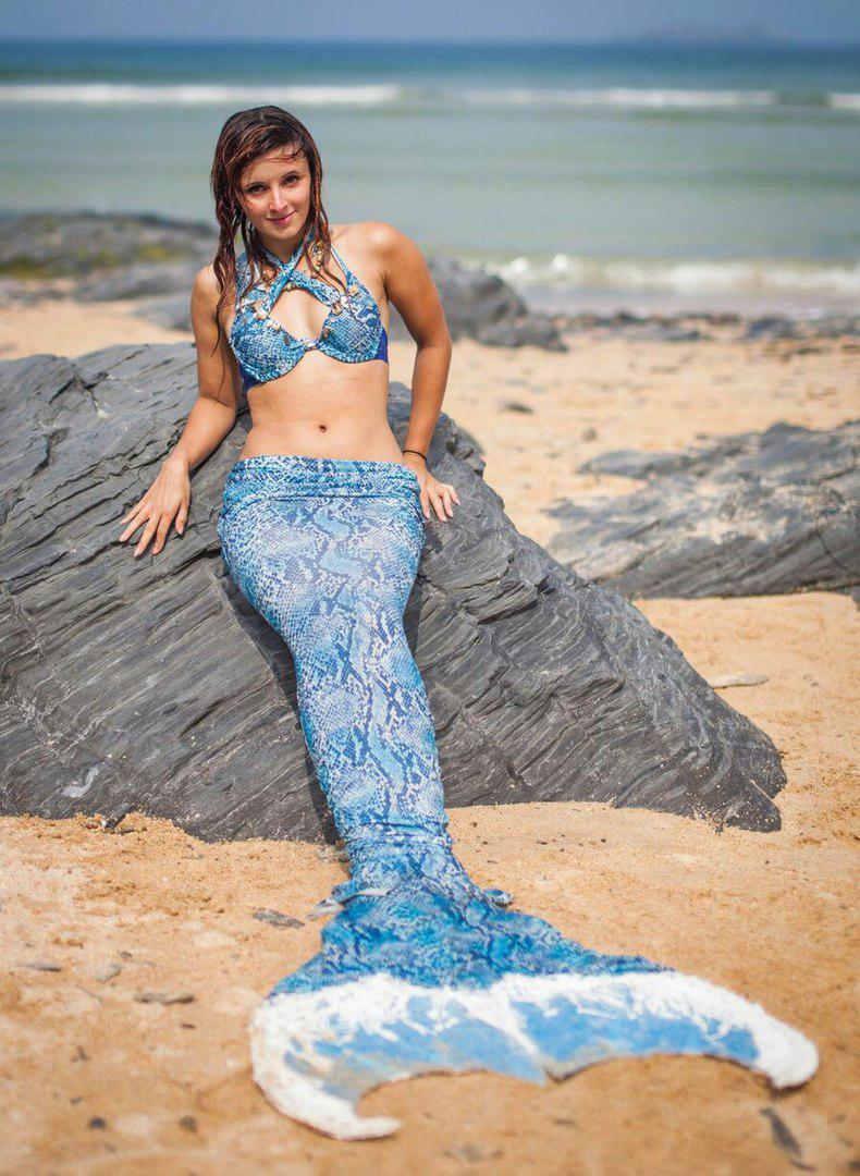 Эмили Кит настоящая русалка