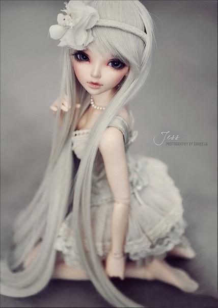 БЖД куклы