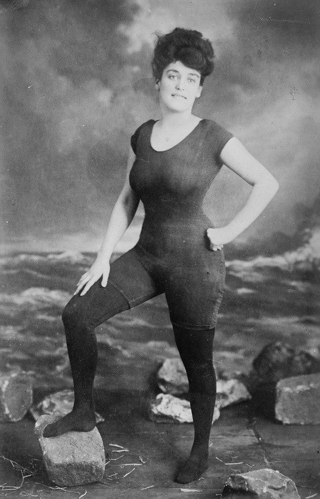 Плавание спасло Аннет и она снова смогла ходить
