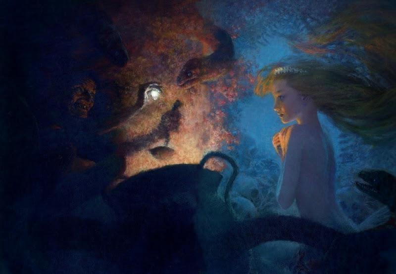 Christian Birmingham «Русалочка» русалочка и ведьма