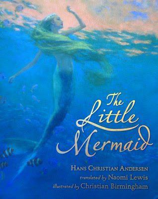 Christian Birmingham «Русалочка» обложка книги
