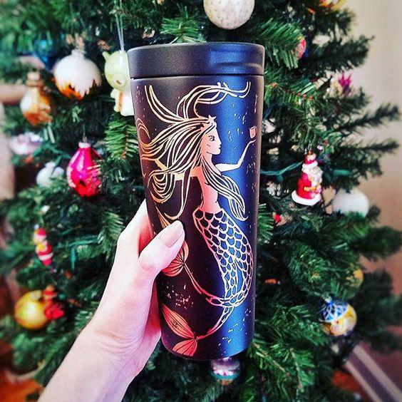 Новогодний подарок для русалочки